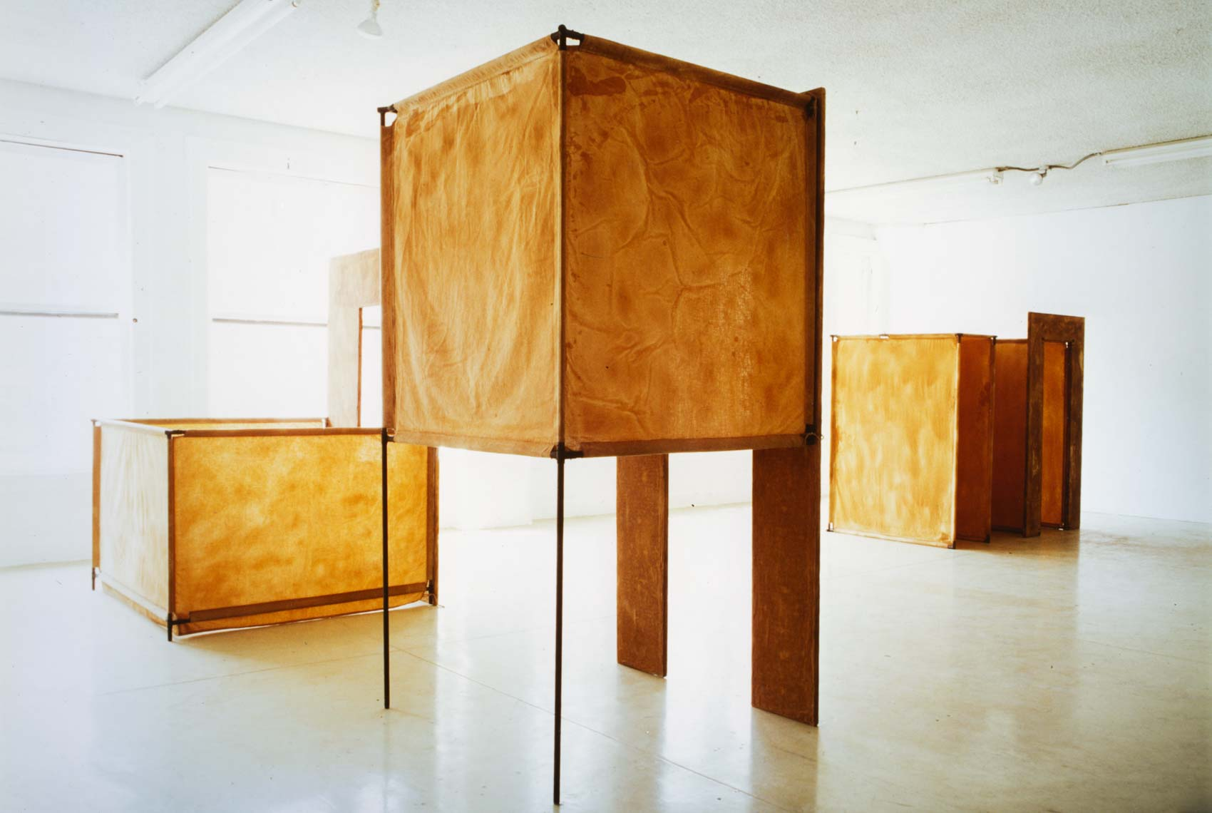 BROWNROOMS, 1977-78